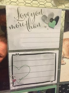 "Cathy Casey, Independent Stampin' Up Demonstrator www.sugarshackdes... Project Life ""Love Story"" Stampin' Up"