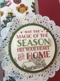 Cathy Casey, Independent Stampin' Up Demonstrator www.sugarshackdes... Cozy Christmas Stampin' Up