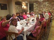 Celebration Dinner!