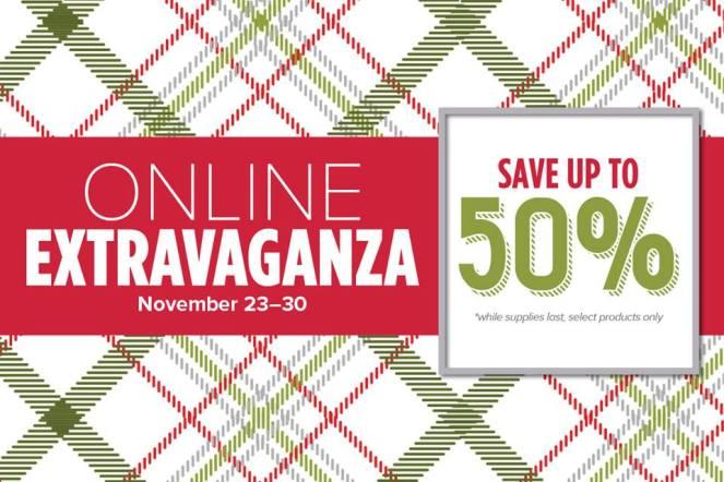 Online Extravaganza!