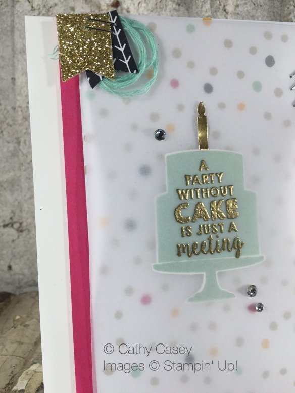 Party Wishes Stampin' Up