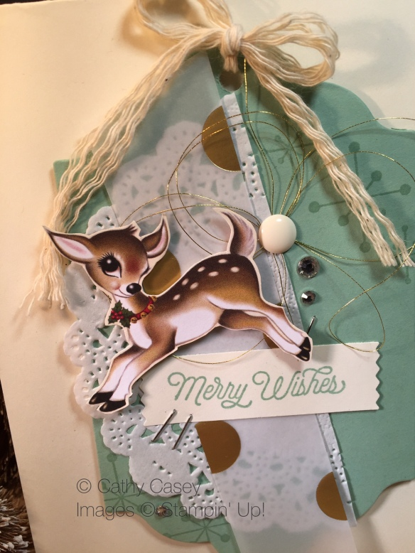 Home for Christmas Stampin' Up