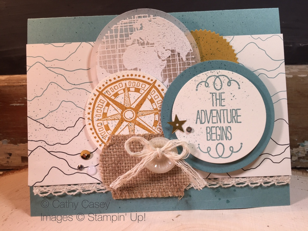 Going Global Stampin' Up