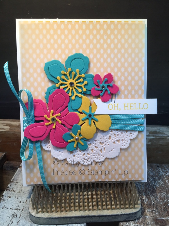 Botanical Builder Stampin' Up