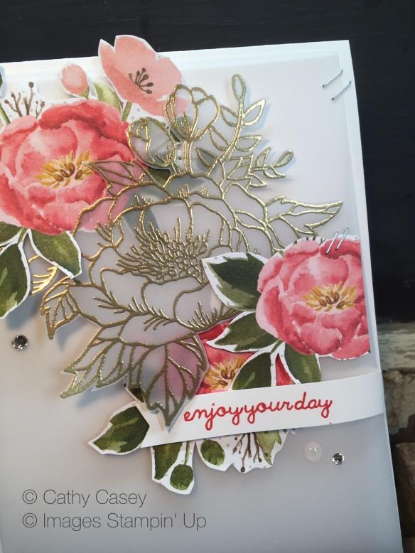 Birthday Blooms Stampin' Up