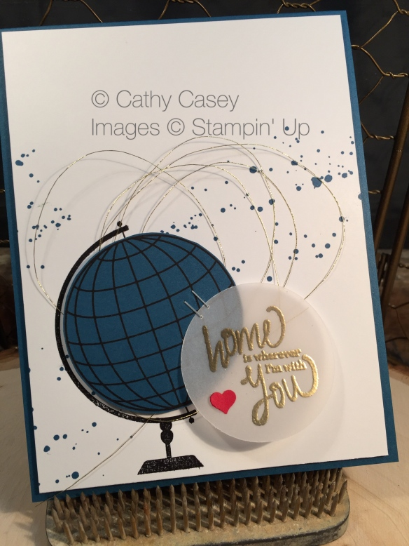 Places You'll Go Stampin' Up