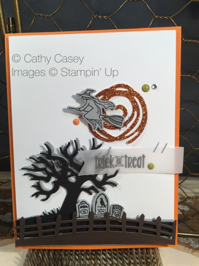 Spooky Fun Stampin' Up