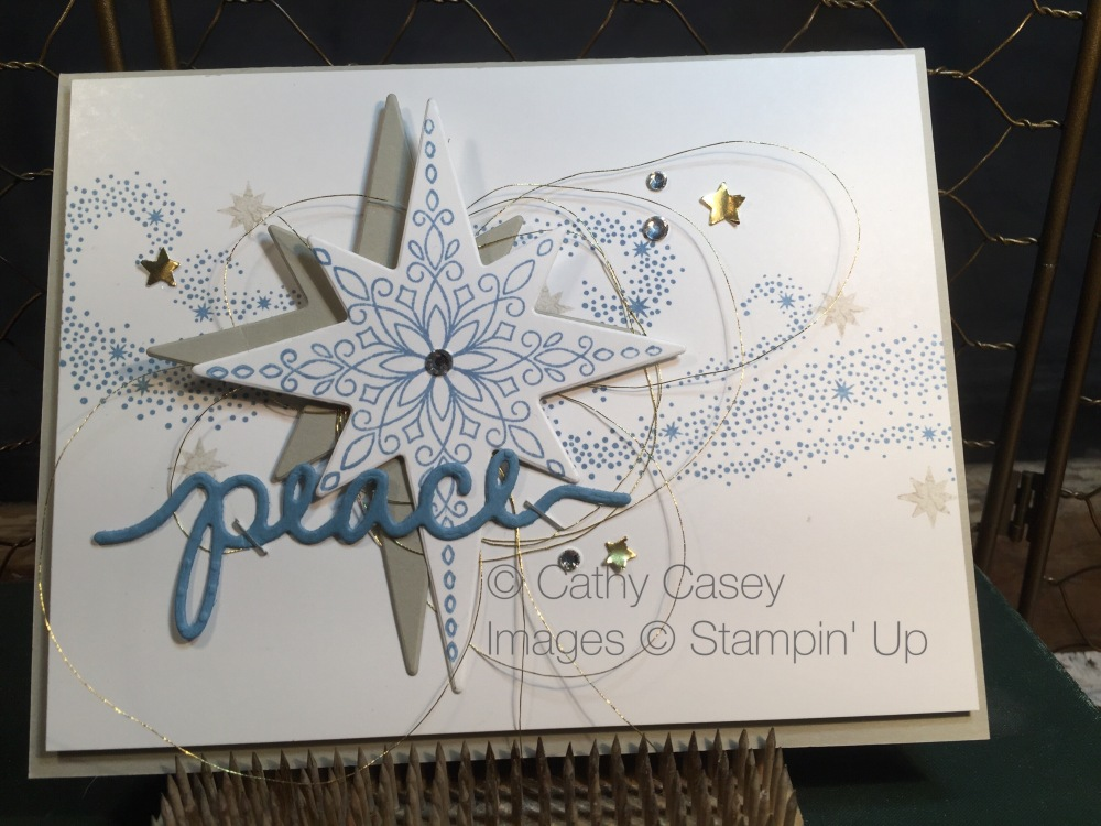 Stampin' Up Star of Light