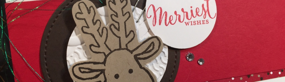 Cookie Cutter Christmas Stampin' Up