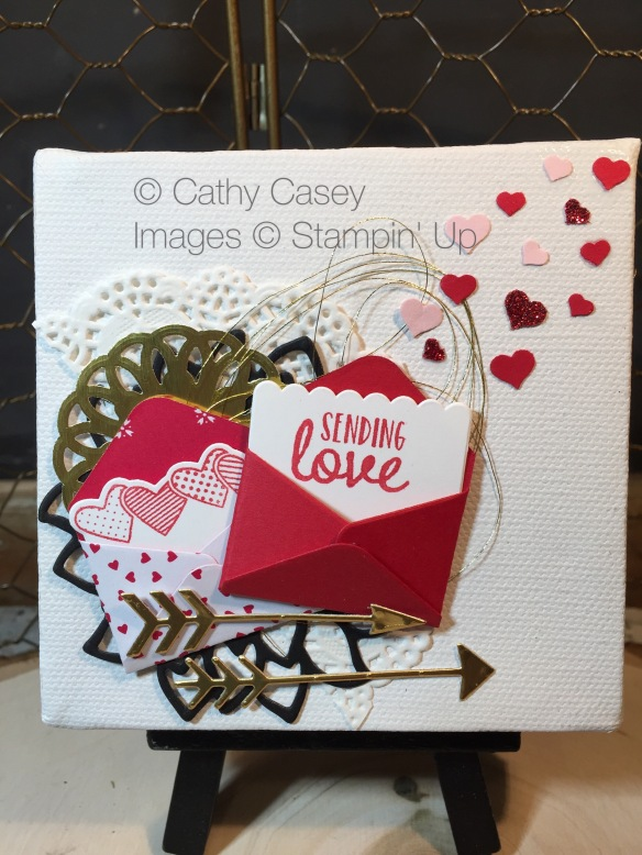 Sending Love Suite Stampin' Up