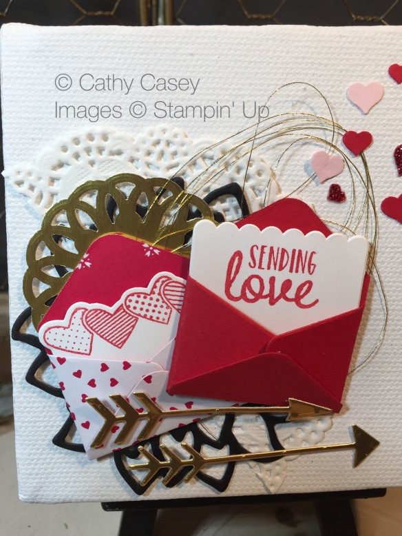 Sending Love Suite Stampin' Up