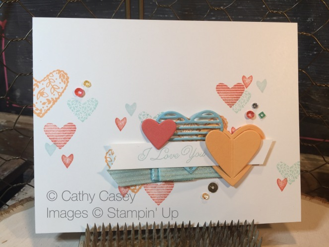 Sealed with Love Stampin' Up