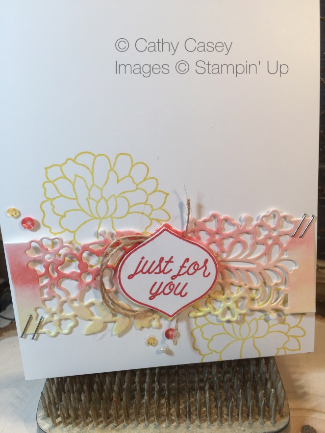 So in Love Stampin' Up