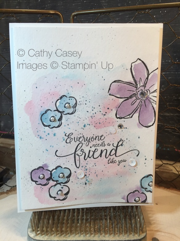 Garden in Bloom Stampin' Up