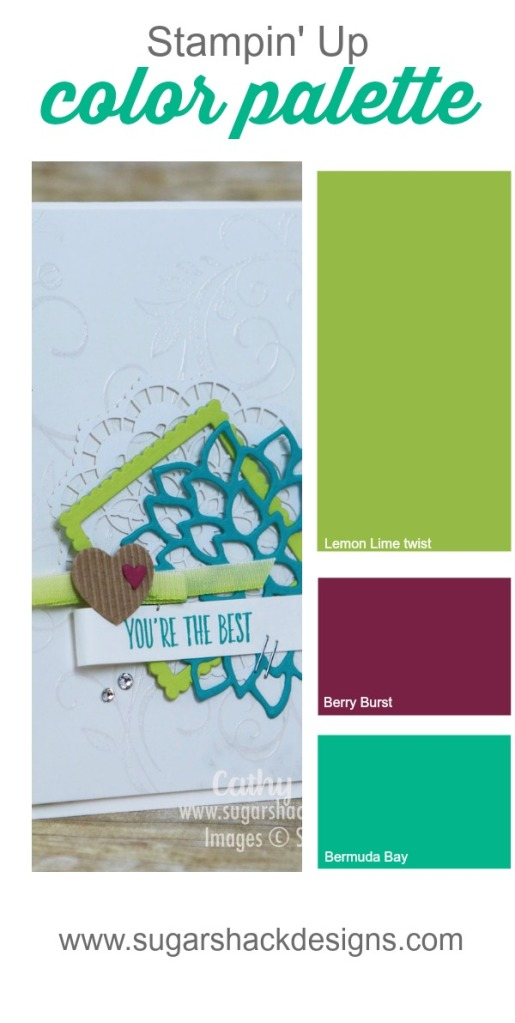 Stampin' Up Palette