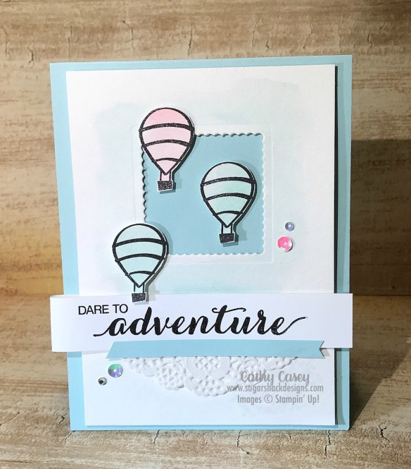 Dare to Dream Stampin' Up
