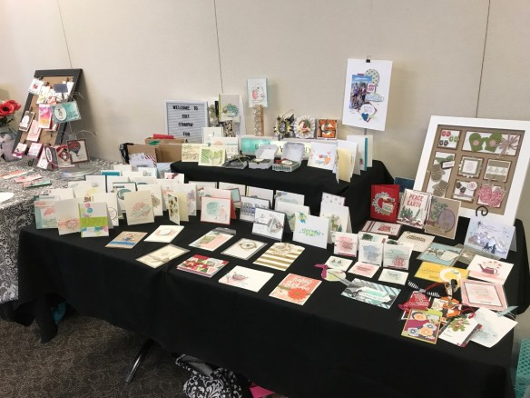 Stampin' for a Cure 2017