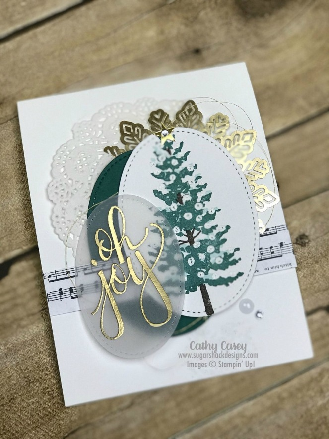 Season Like Christmas Stampin' Up