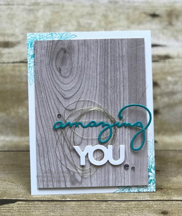 Celebrate You Stampin' Up