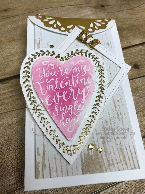 Sure Do Love You Stampin' Up