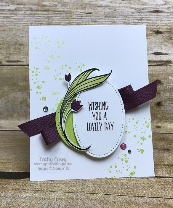 Lovely Wishes Stampin' Up