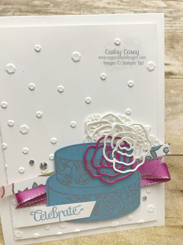 Cake Soiree Stampin' Up