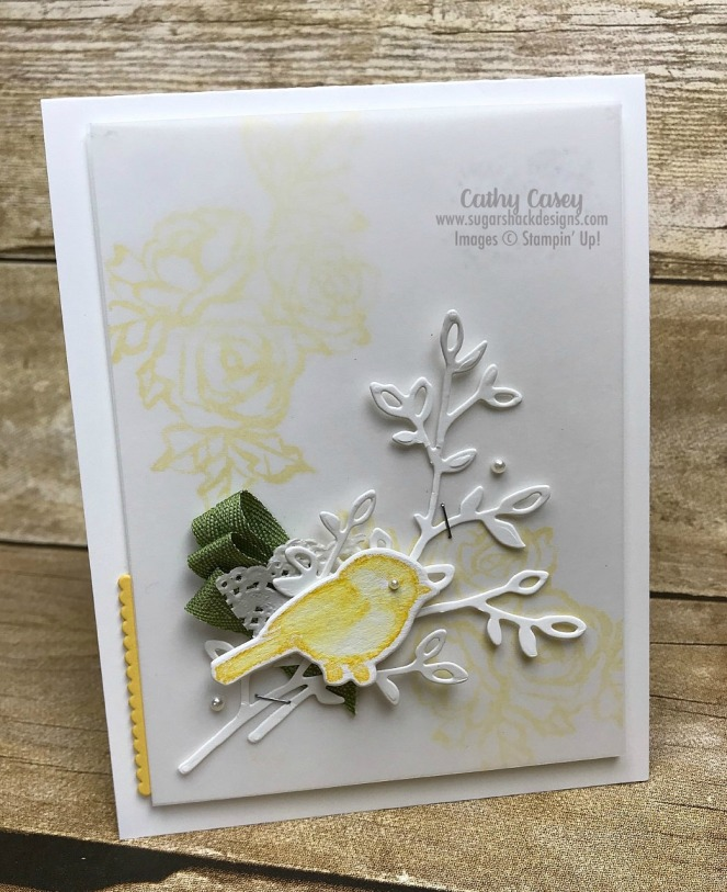 Petal Palette Stampin' Up