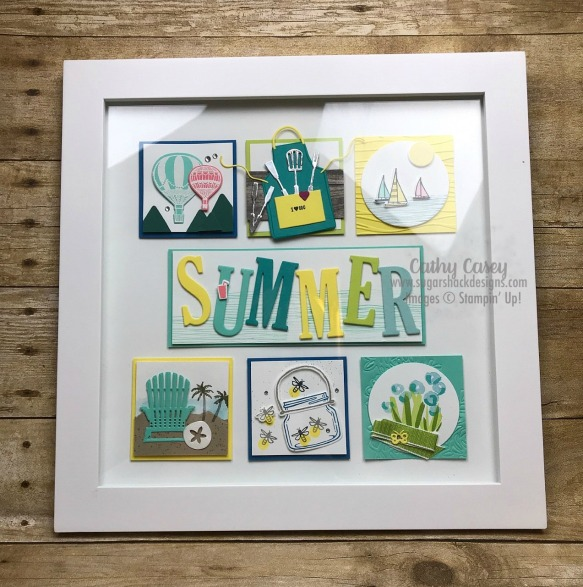 Summer Sampler Stampin' Up