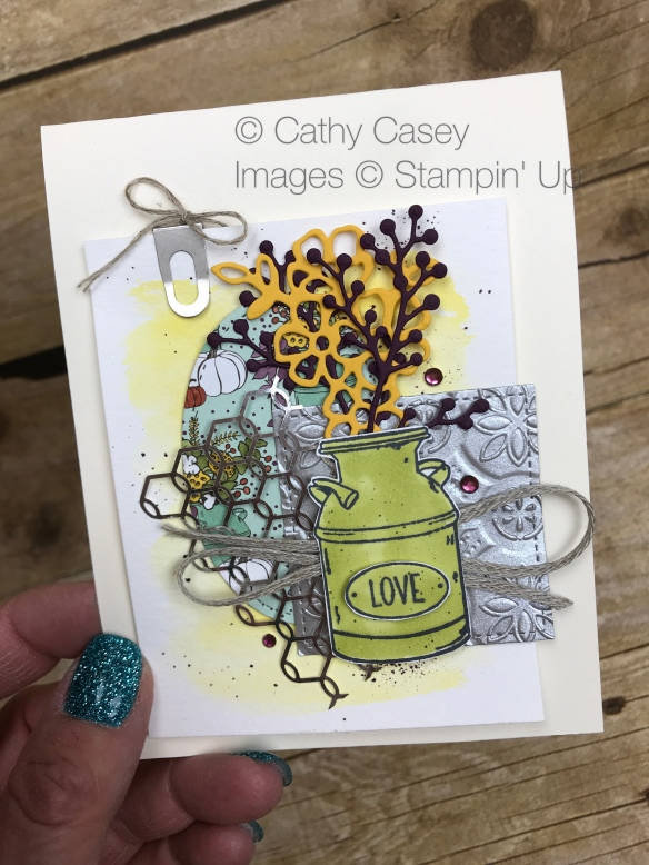 Country Home Stampin' Up
