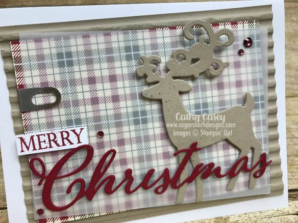 Merry Christmas To All Stampin' Up