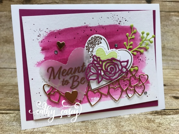 Meant to Be Stampin' Up