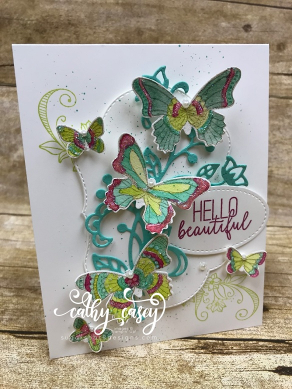 Butterfly Gala Stampin' Up