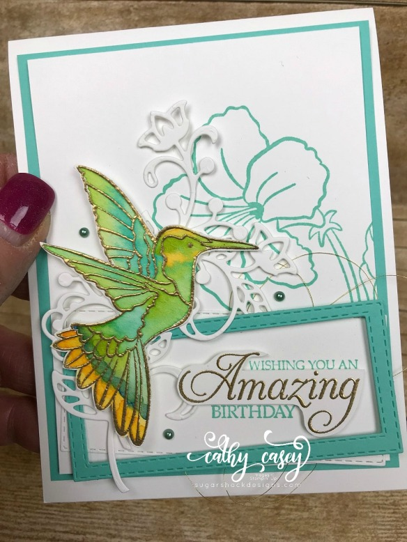 Humming Along Stampin' Up