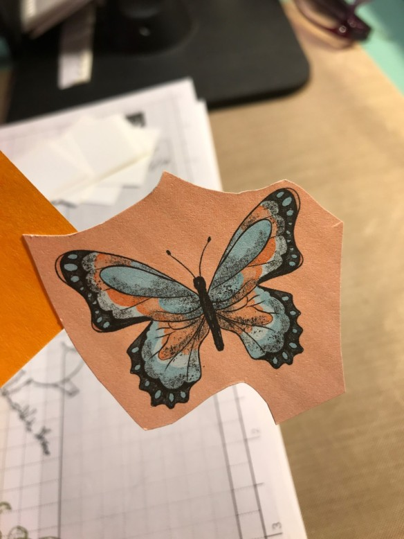 Butterfly Duet Stampin' Up