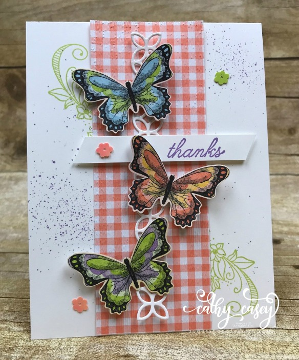 Beauty Abounds Stampin' Up