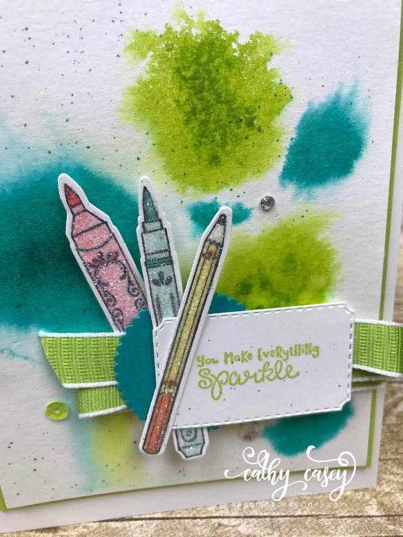 It Starts With Art Stampin' Up