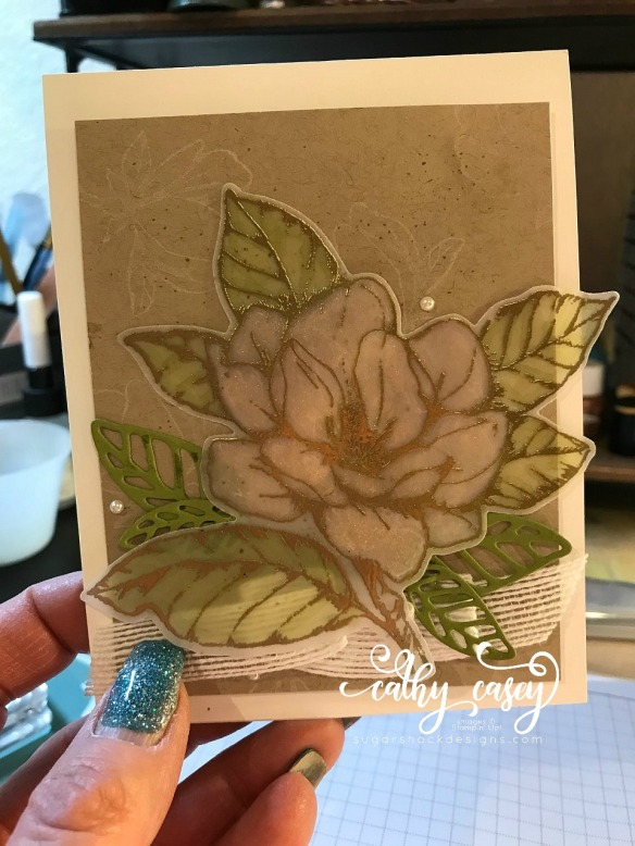 Good Morning Magnolia Stampin' Up