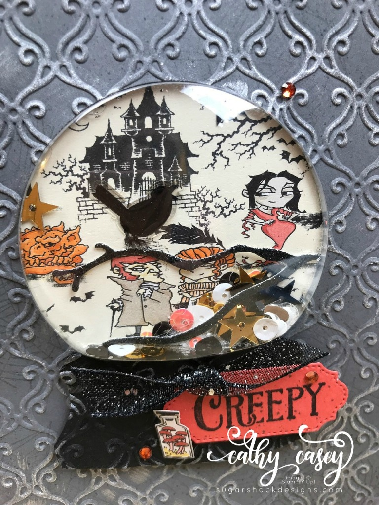 Spooktacular Bash Stampin' Up