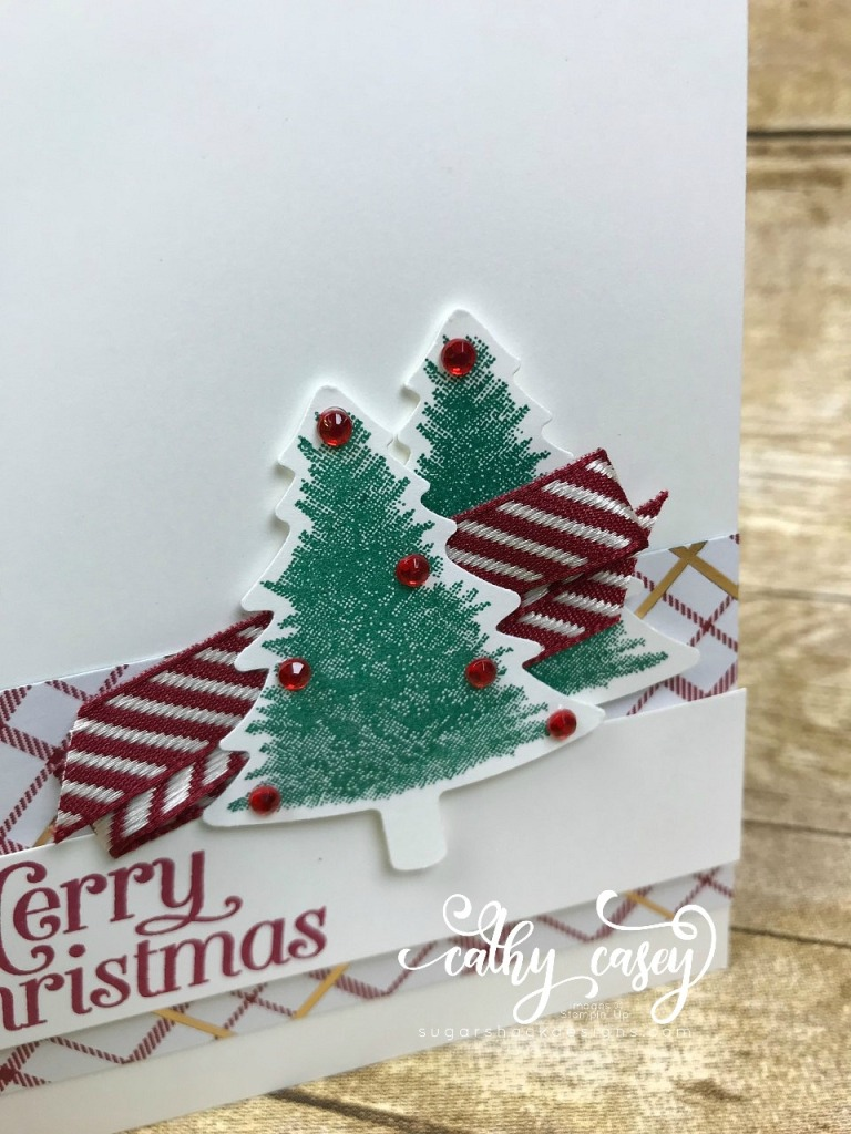 Perfectly Plaid Stampin' Up