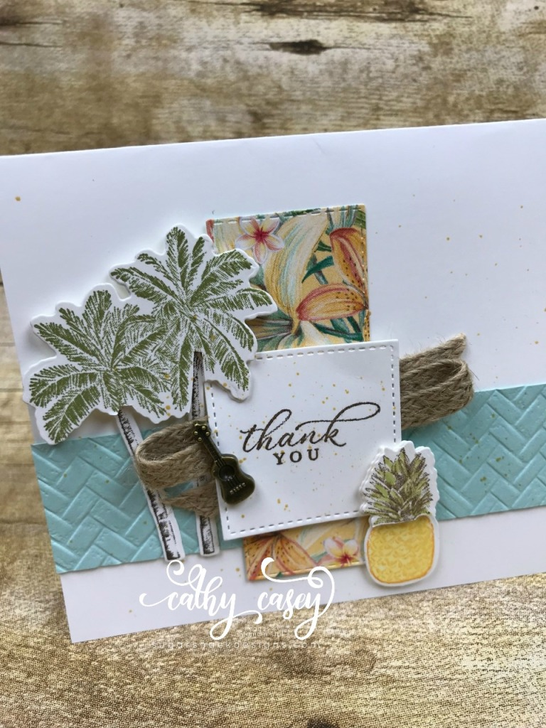Timeless Tropical Stampin' Up
