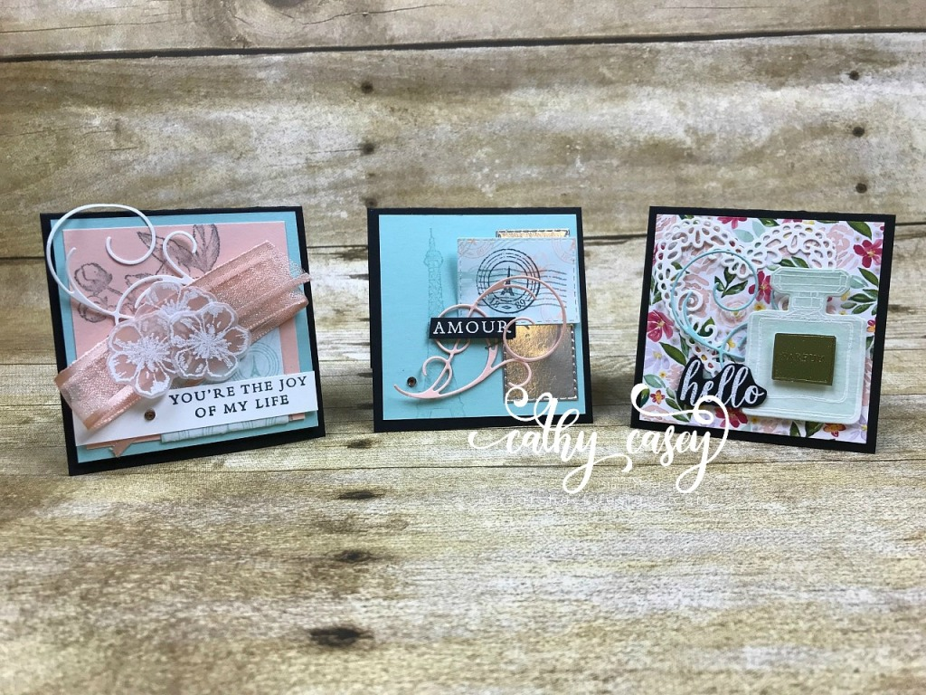 Parisian Beauty Stampin' Up