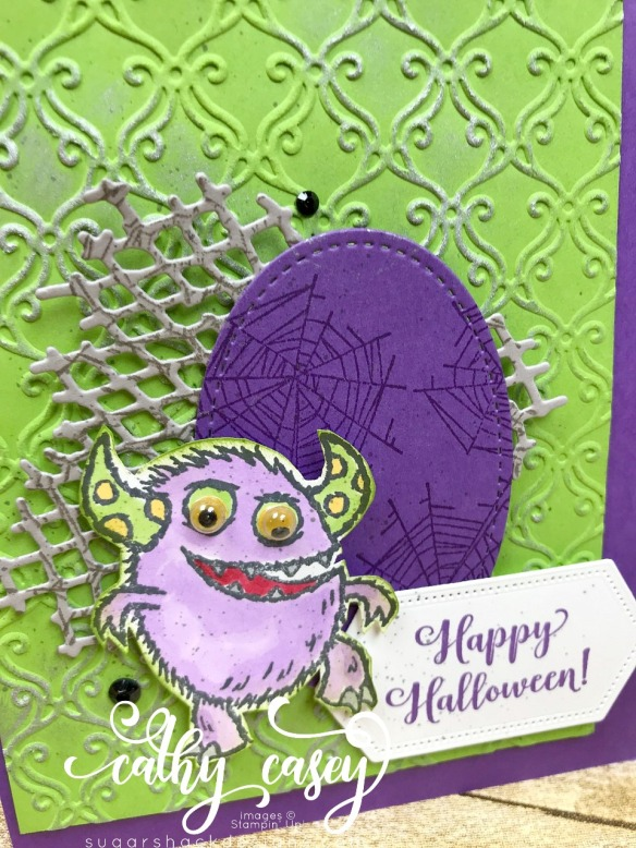 Boo to You Stampin' Up