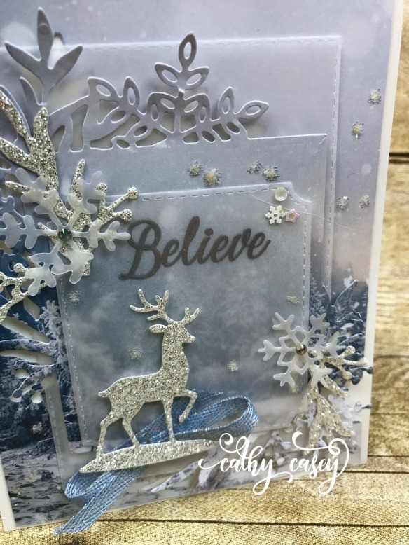 Frosted Frames Stampin' Up
