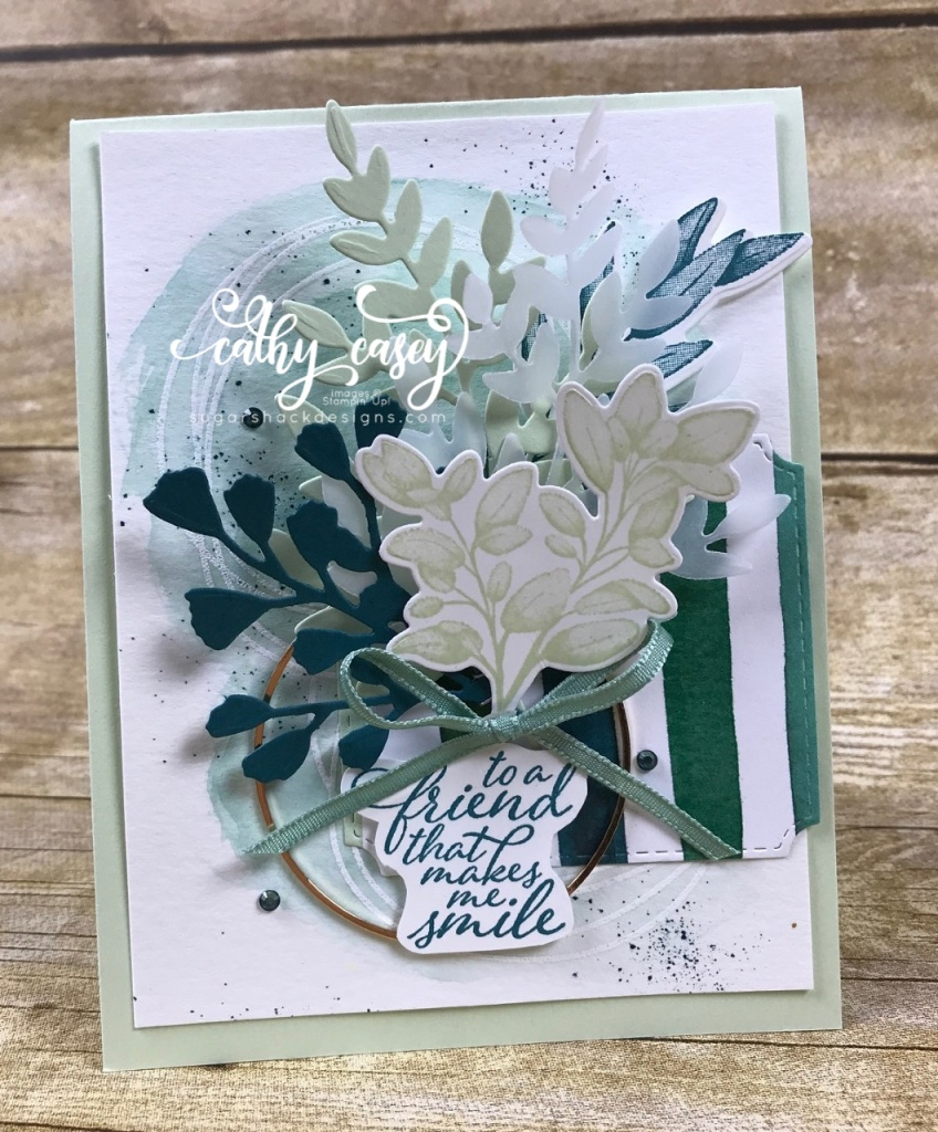 Forever Fern Stampin' Up