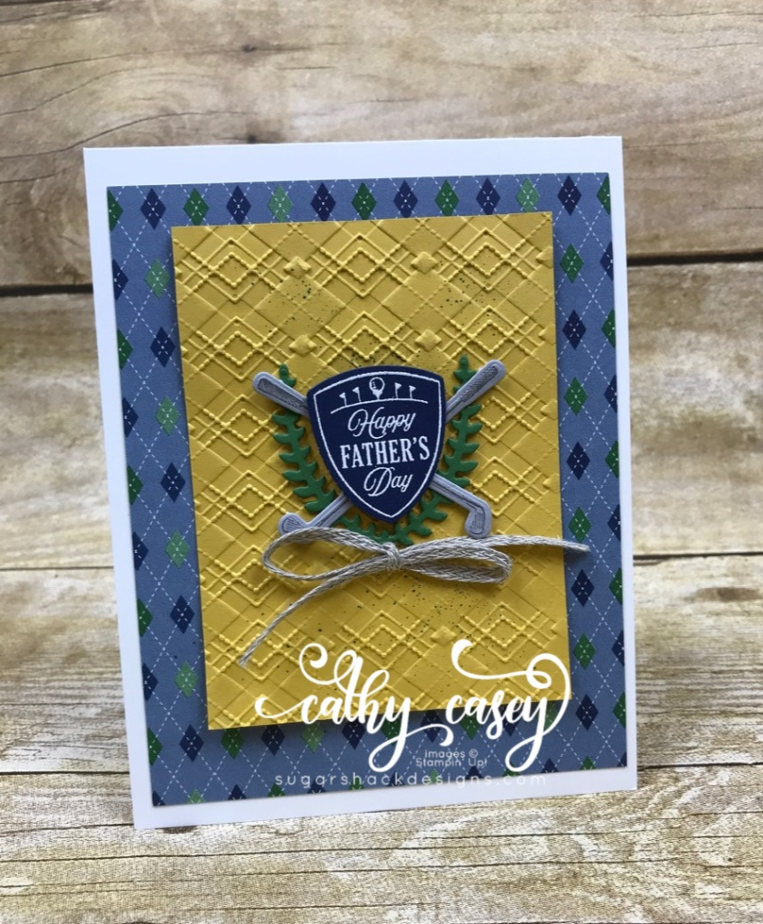 Clubhouse Stampin' Up
