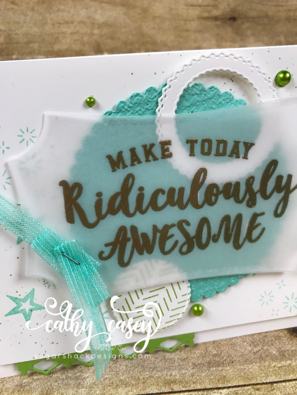Ridiculously Awesome Stampin' Up