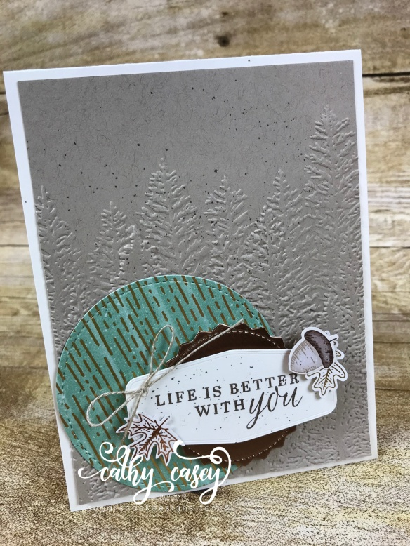 Beautiful Autumn Stampin' Up