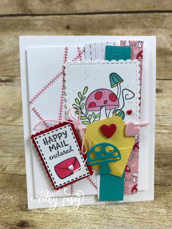 Snail Mail Stampin' Up