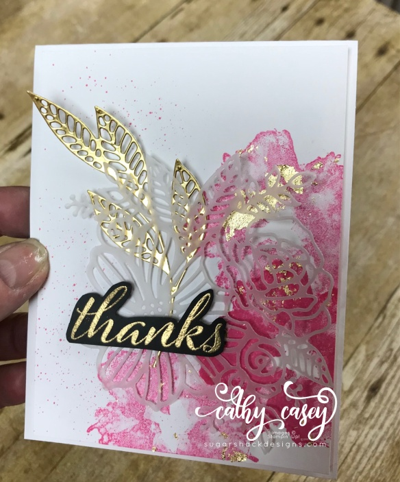 Artistically Inked Stampin' Up